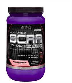 Ult Flavored BCAA Powder  (400гр) - фото 6477