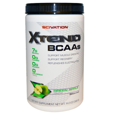 BCAA  Xtend ( 420 гр ) Scivation - фото 6479