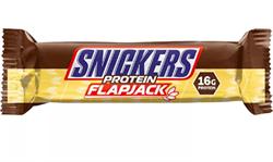 батончик Snickers Protein Flapjack Bar 65 гр (Mars Incorporated) - фото 6527