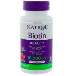 Natrol Biotin 10000 мкг - фото 6530