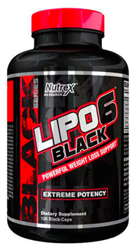 Lipo-6 Liquid Black (120caps) - фото 6532