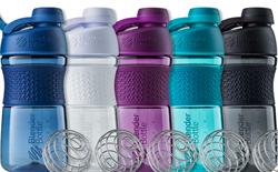 Шейкер Blender Bottle SportMixer Tritan Twist Cap  (591 мл) - фото 6563