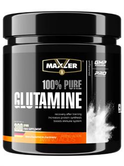 Glutamine (Maxler) 300g - фото 6584