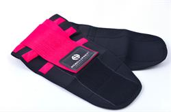 Пояс-корсет для поддержки спины ONHILLSPORT (синий/ красный) - фото 6598