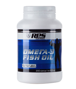 RPS Nutrition Fish Oil (200капс) - фото 6608