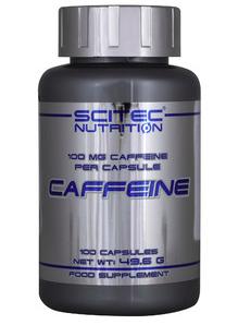 Scitec Nutrition Caffeine  (100caps) - фото 6646