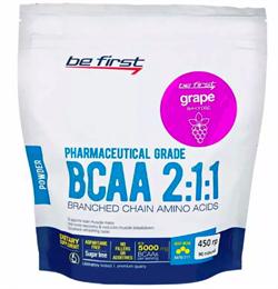 Be First BCAA 2:1:1 Classic Powder  (450gr) - фото 6680