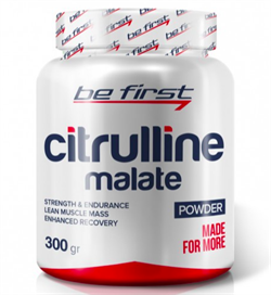 Be First Citrulline Malate Powder (300gr) - фото 6686