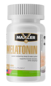 Maxler Melatonin 3 мг (120tabl) - фото 6695