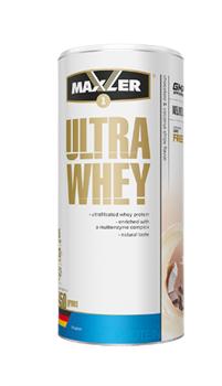 Maxler Ultra Whey (450gr) банка - фото 6702