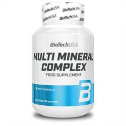 Multi Mineral Complex (100таб) BioTech - фото 6727