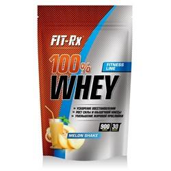 FitRx 100% Whey (900г) - фото 6743