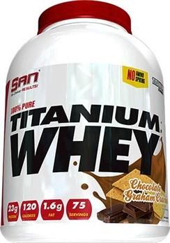 SAN  100% Titanium Whey  ( 2270gr) - фото 6786