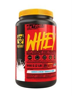 Mutant Whey New Formula (908 гр)  - фото 6833