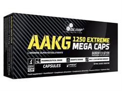 Olimp AAKG Mega Caps (120 cap) - фото 6846