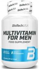 BiotechUSA Multivitamin For men (60tab) - фото 6849