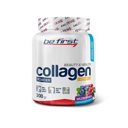 Be First Collagen+Vitamin C Powder ( 200 гр) - фото 6855