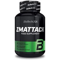 Biotech Zmattack  (60caps) - фото 6862