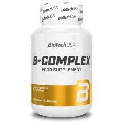 BiotechUSA B-Complex (60 cap) - фото 6893