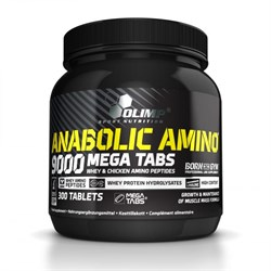 OLIMP Anabolic Amino 9000 (300tab) - фото 6910