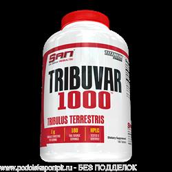 Трибулус SAN  Tribuvar 1000 (180tab) - фото 6922
