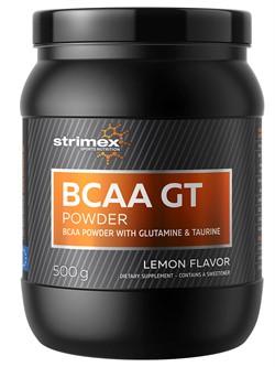 BCAA Strimex Sport Nutrition BCAA GT (500 gr) - фото 6931