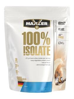 Maxler 100 % Whey Isolate (900gr) - фото 6932