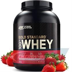 100% Whey Gold Standard ( 2270 gr ) Optimum Nutrition - фото 6939