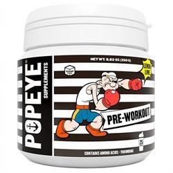 Предтренировочный комплекс Popeye Pre-Workout (250gr) - фото 6952
