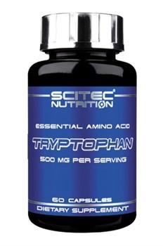 SciTec Tryptophan 500mg (60cap) - фото 6959