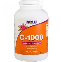 NOW Foods Vitamin C-1000 (100 tab  ) - фото 6972