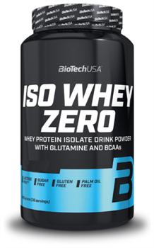 BioTech Iso Whey Zero lactose free (908гр ) - фото 6983