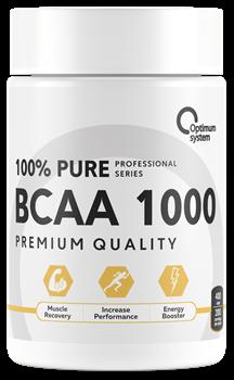 Optimum System BCAA 1000 (400cap) - фото 6985