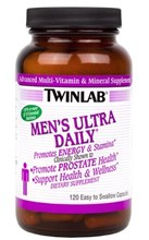 Men's Ultra Daily Twinlab (120 кап)