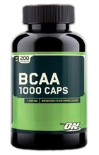 BCCA 1000 caps Optimum Nutrition ( 200 caps )