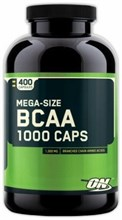 Optimum Nutrition BCAA 1000(400 cap)