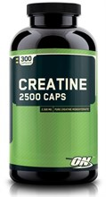 Creatine 2500 Optimum Nutrition  Caps (300 caps)
