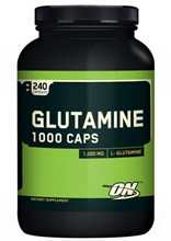 ON Glutamine 1000 Caps (240 кап)