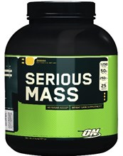 Serious Mass 2727gr (Optimum Nutrition)