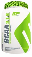 BCAA 3:2:1 Muscle Pharm (240caps)