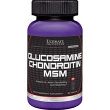 ULT Glucosamine+Chondroitin + MSМ (90 tab)