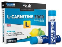 L-Carnitine 3000mg. (7amp)