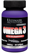 Ultimate Nutrition Omega 3 (90 softgel)