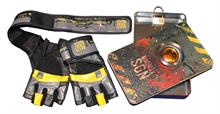 Перчатки для фитнеса Mad Max  (арт-MFG880)