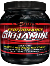 SAN Performance Glutamine (600г)