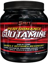 SAN Performance Glutamine (600г)
