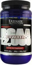 BCAA Powder Ult (400gr)