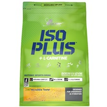 Изотоник Olimp Sport Nutrition  Iso Plus+L-Carnitine (1500gr.)