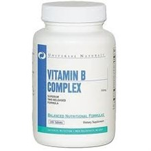 Universal Vitamin B Complex (100 tab)