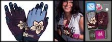 Перчатки для фитнеса  женские Mad Max ( New Age)